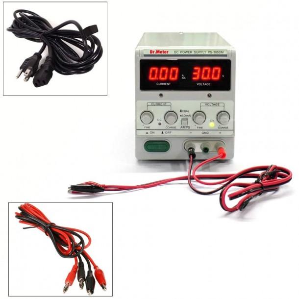 Dr.Meter® 30V / 5A