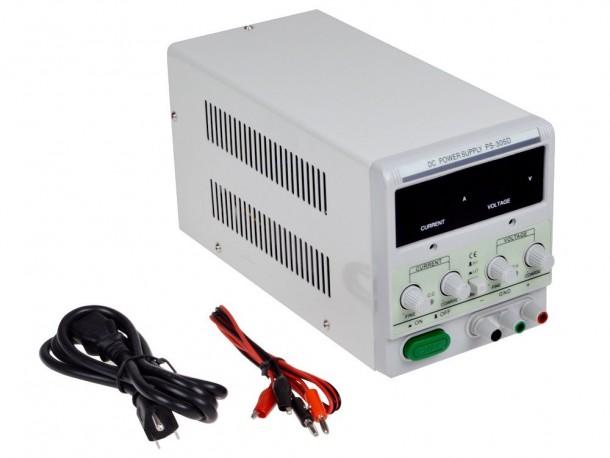 TMS® Precisión Variable Ajustable 30v 5a