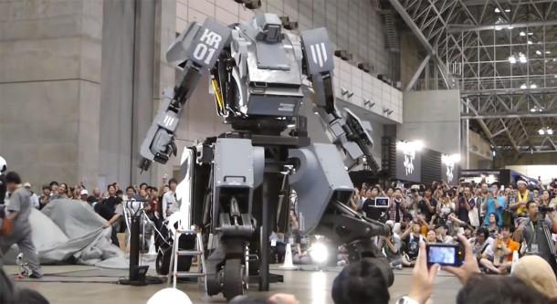 Megabots y NASA3