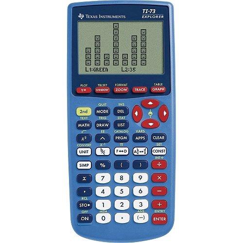 Texas Instruments TI-73