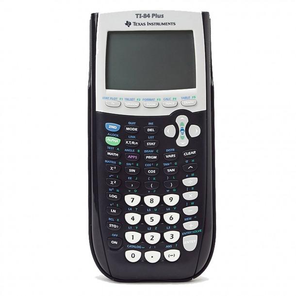Texas Instruments TI 84 Plus Calculadoras gráficas para ingenieros