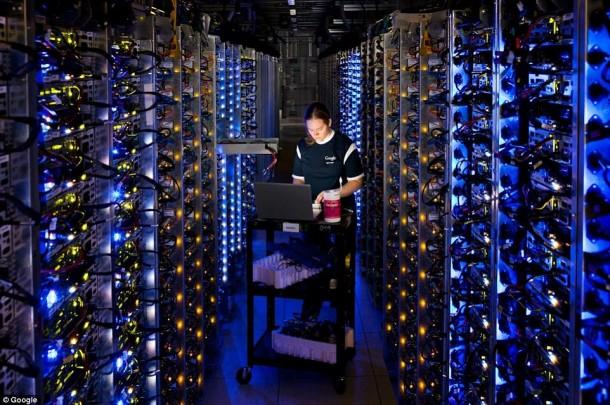 centros de datos de google3