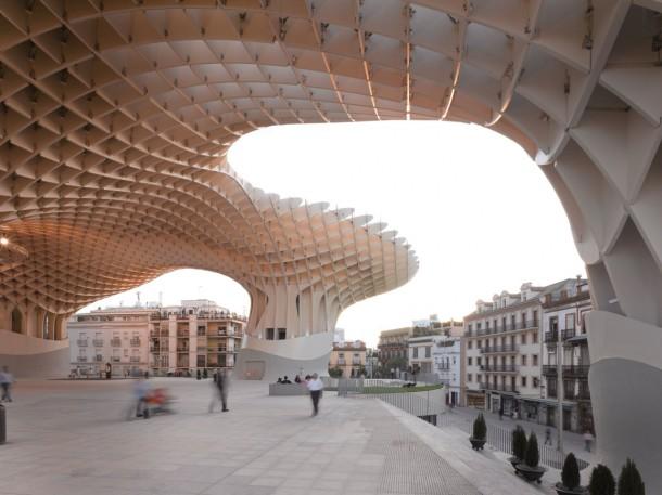Los 10 edificios principales que muestran el futuro de la arquitectura 2
