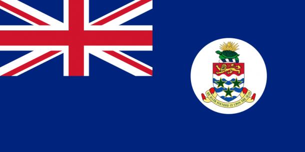 Bandera de las Islas Caimán (2)