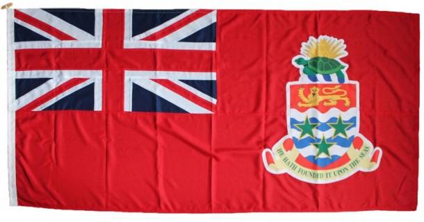 Bandera de las Islas Caimán (3)