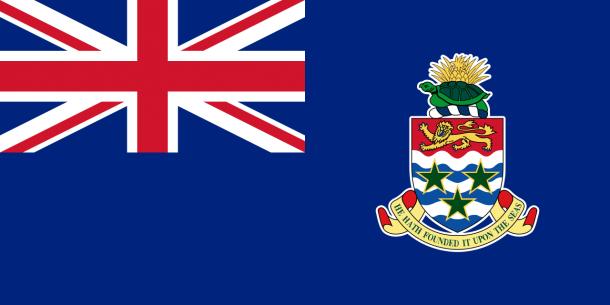 Bandera de las Islas Caimán (4)
