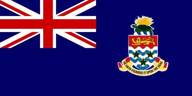 Bandera de las Islas Caimán (7)