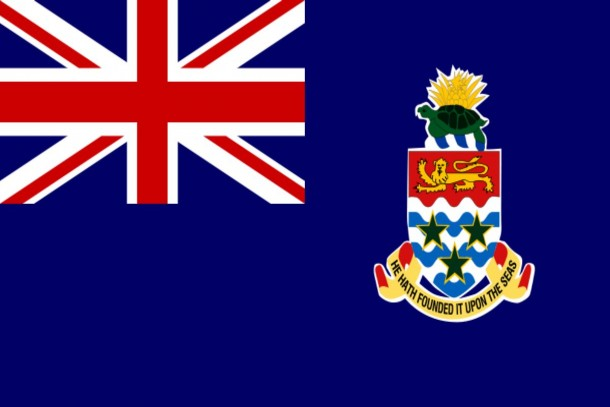 Bandera de las Islas Caimán (16)