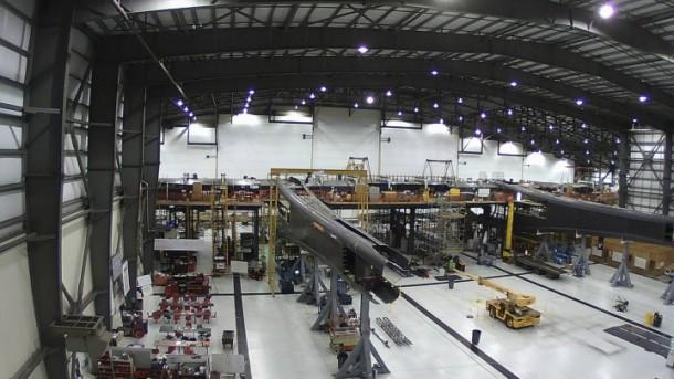 Stratolaunch lanzará satélites en el espacio 4