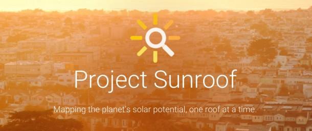 techo solar google