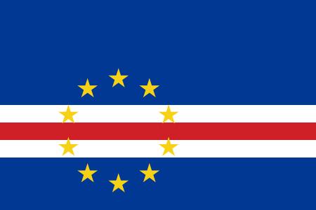 Bandera de Cabo Verde (6)