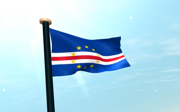 Bandera de Cabo Verde (10)