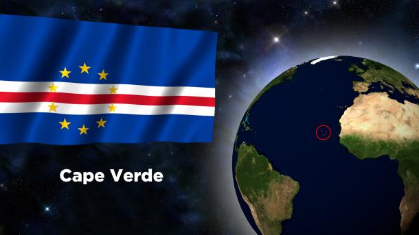 Bandera de Cabo Verde (9)
