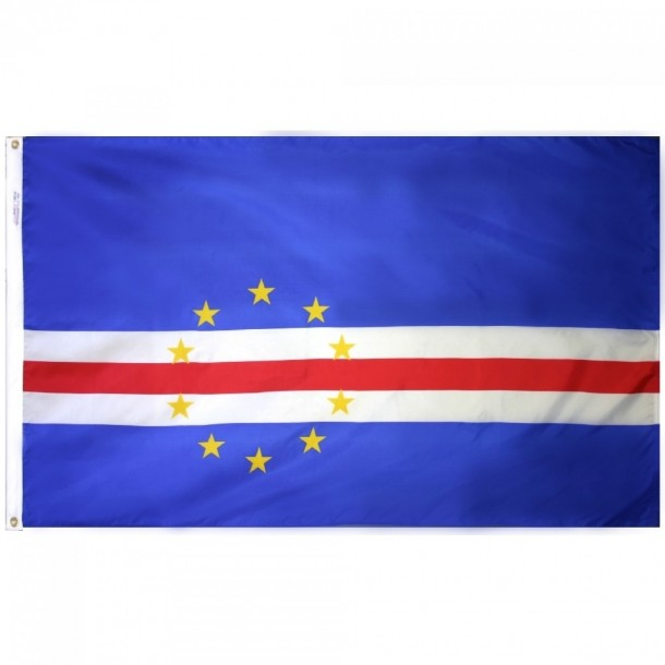 Bandera de Cabo Verde (14)