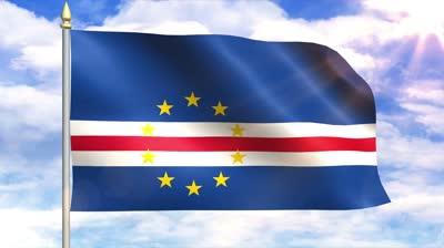 Bandera de Cabo Verde (19)