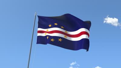 Bandera de Cabo Verde (21)
