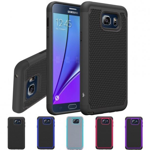 Los mejores estuches para Samsung Galaxy Note 5 (2)
