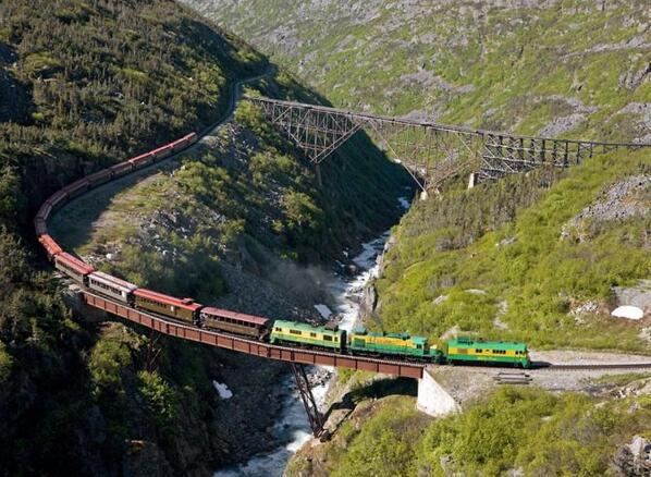 Estas 5 rutas de tren son las más peligrosas 2