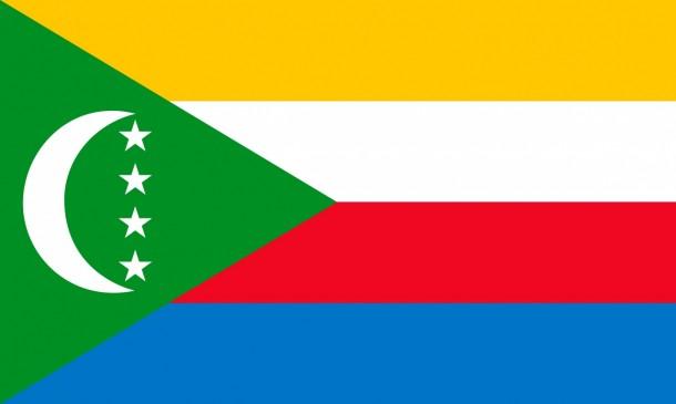 Bandera de Comoras (2)