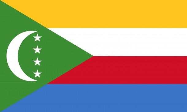 Bandera de Comoras (3)
