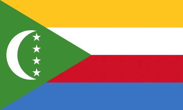 Bandera de Comoras (4)