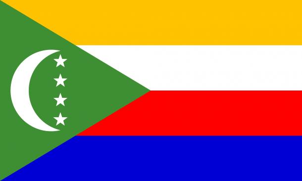 Bandera de Comoras (7)