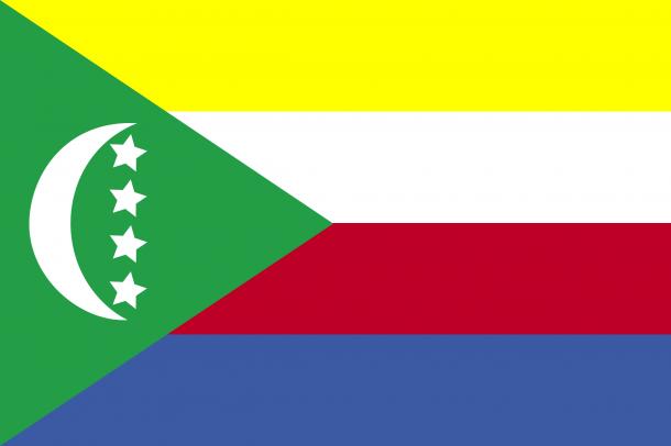 Bandera de Comoras (8)