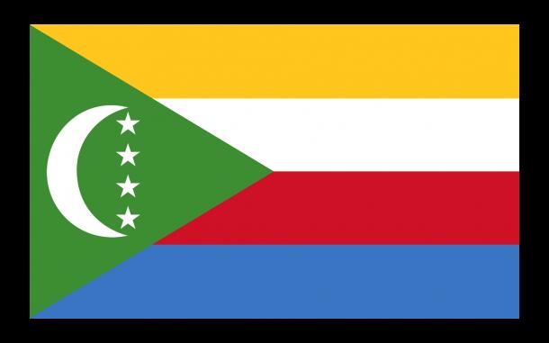 Bandera de Comoras (9)