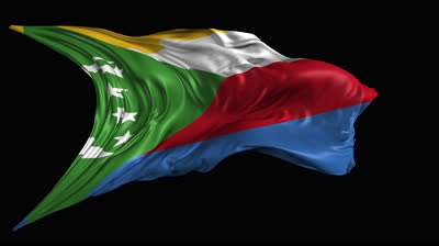 Bandera de Comoras (11)