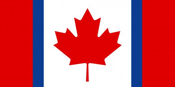Bandera de Canadá (2)