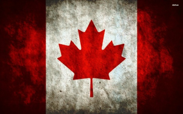 Bandera de Canadá (5)