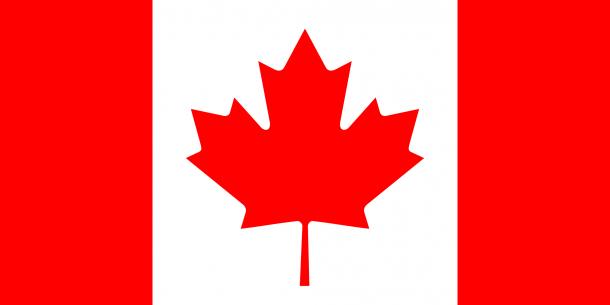 Bandera de Canadá (6)