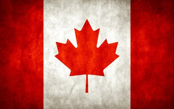 Bandera de Canadá (10)