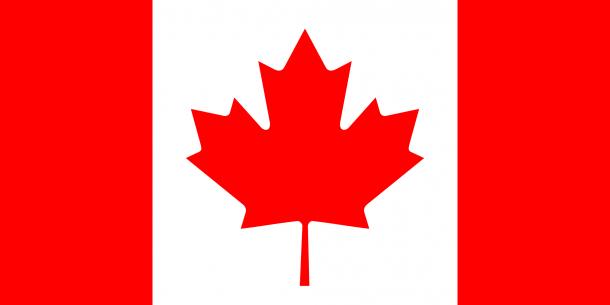 Bandera de Canadá (9)