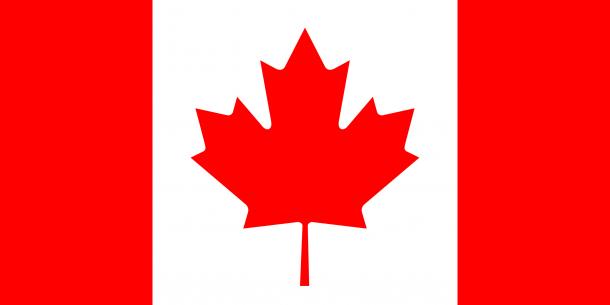 Bandera de Canadá (14)