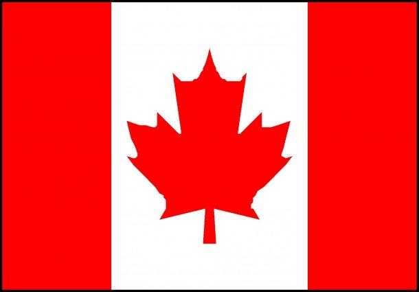 Bandera de Canadá (16)