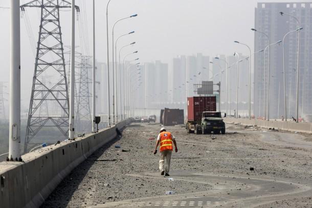Tianjin blast16
