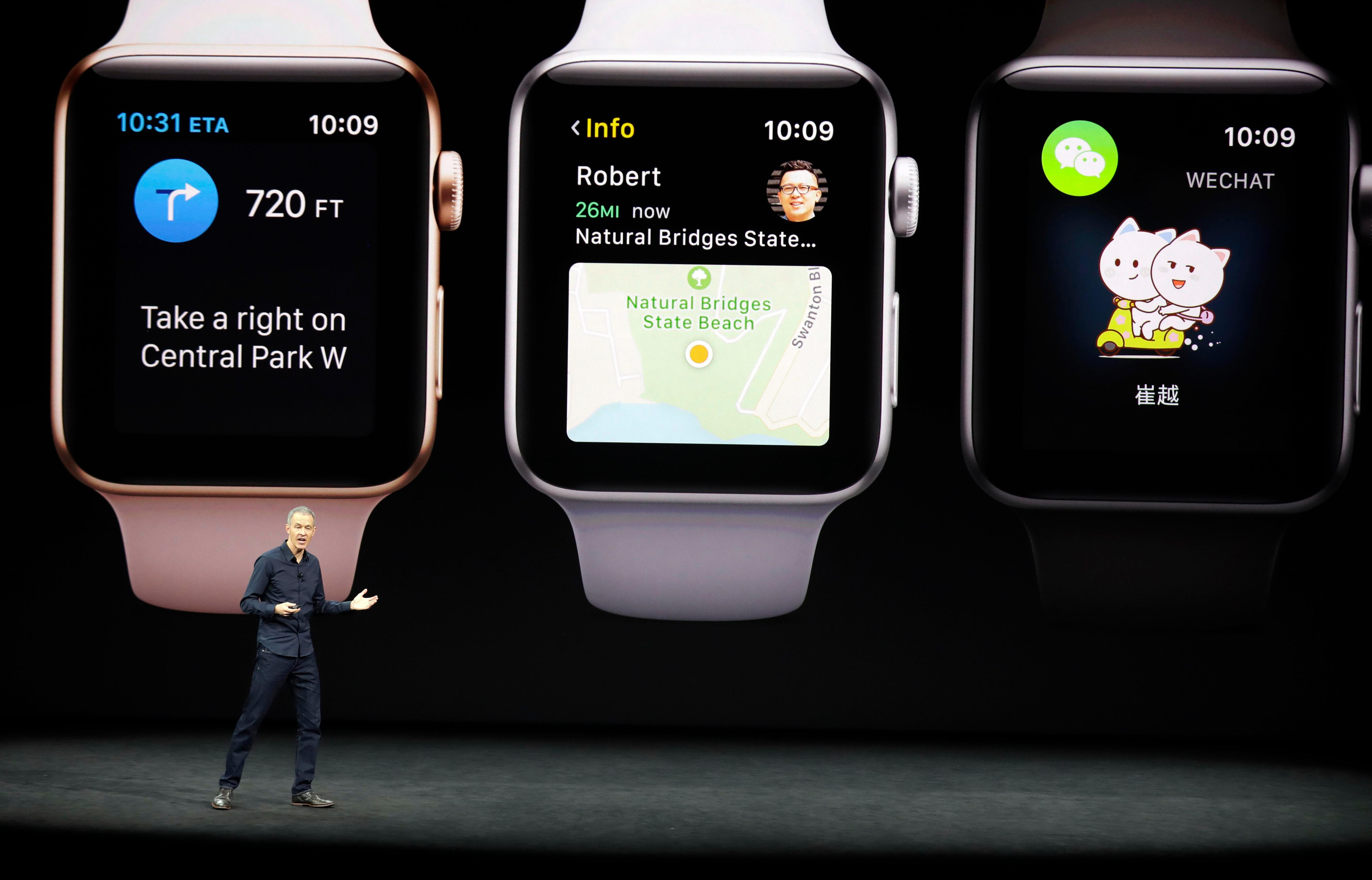 Apple no quiere decir cuántos relojes vende, pero afirma ser uno de los mayores fabricantes