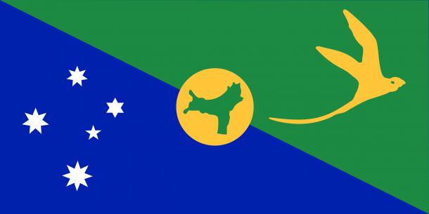 Bandera de la Isla de Navidad (2)
