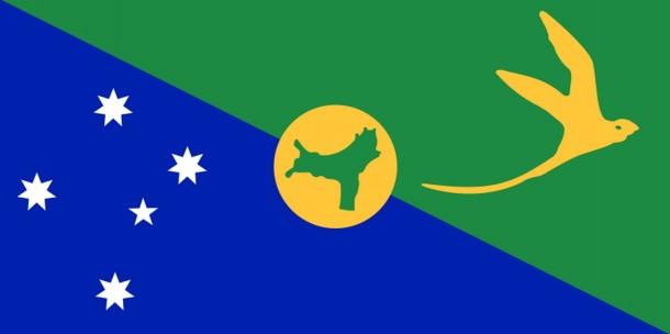 Bandera de la Isla de Navidad (4)