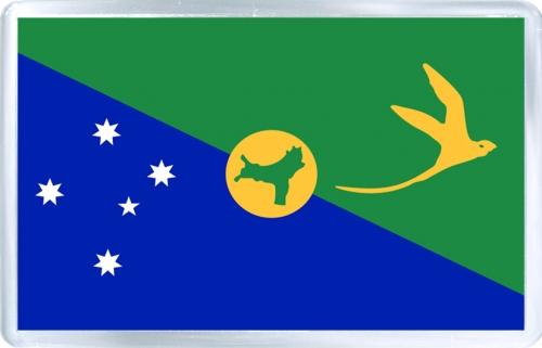 Bandera de la Isla de Navidad (6)