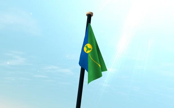 Bandera de la Isla de Navidad (8)