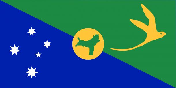 Bandera de la Isla de Navidad (10)