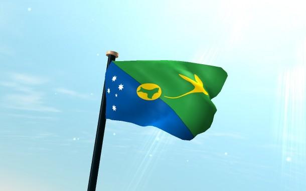 Bandera de la Isla de Navidad (11)