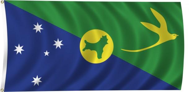 Bandera de la Isla de Navidad (14)