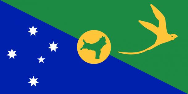 Bandera de la Isla de Navidad (17)