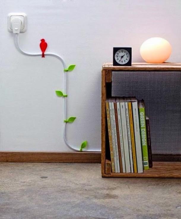 Guía de bricolaje para ocultar cosas feas en casa 3