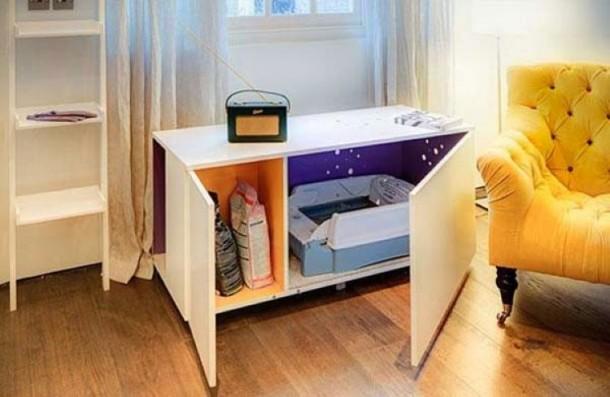 Guía de bricolaje para ocultar cosas feas en casa 17