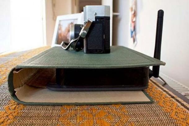 Guía de bricolaje para ocultar cosas feas en casa 19