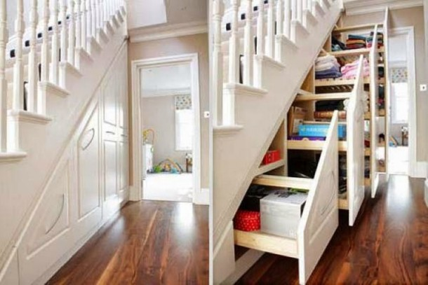 Guía de bricolaje para ocultar cosas feas en casa 20